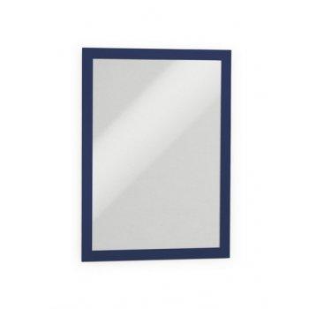 Durable 4872-07 marco magnético A4 Azul