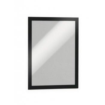 Durable 4872-01 marco magnético A4 Negro