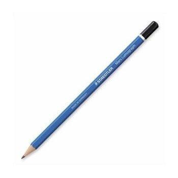 Staedtler 100-3B lápiz de grafito 12 pieza(s)