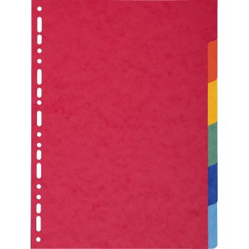 Exacompta 1406E divisor Rojo