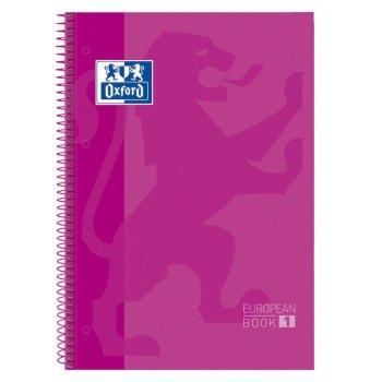 Oxford 100430270 cuaderno y block Fucsia A4