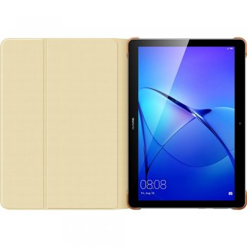 "Huawei 51991966 funda para tablet 24,4 cm (9.6"") Folio Marrón"