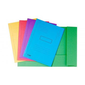 Exacompta 445000E carpeta A4 Multicolor