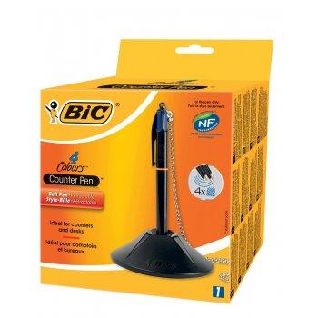 BIC Colours soporte para bolígrafo Negro