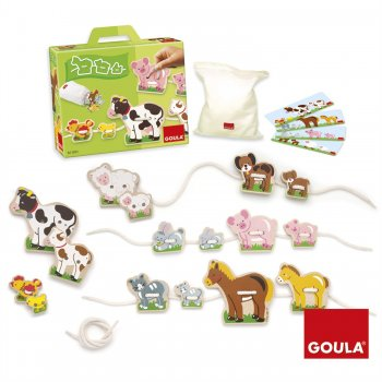Goula Lacing Mothers and Babies