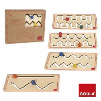 Goula Pre-writing Series (Set of 4) juguete de habilidad motora