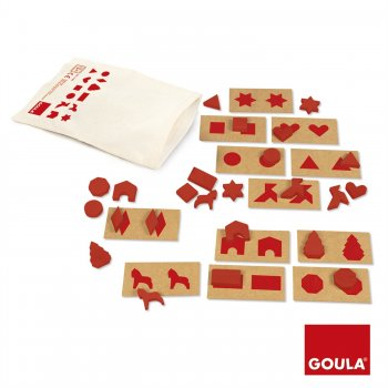 Goula Perception and Association 1