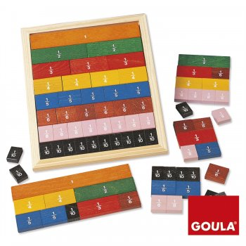 Goula Initiation To Fractions