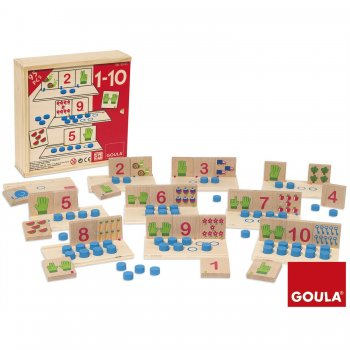 Goula Counting 1-10