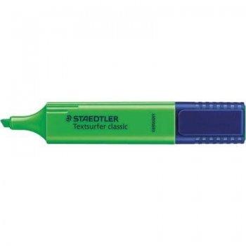 Staedtler 364-5 marcador 1 pieza(s) Verde Punta de cincel