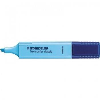 Staedtler 364-3 marcador 1 pieza(s) Azul Punta de cincel