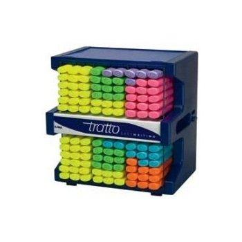 Tratto CF108ESPO marcador 108 pieza(s) Azul, Verde, Lila, Naranja, Rosa, Amarillo
