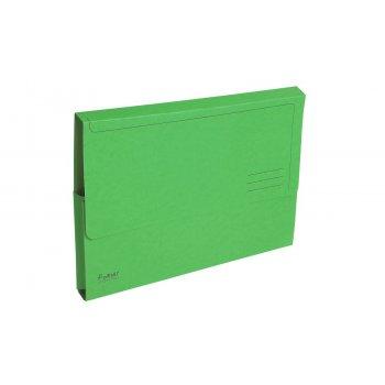 Exacompta 47673E carpeta A4 Verde