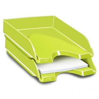 CEP Gloss bandeja de escritorio Poliestireno Verde