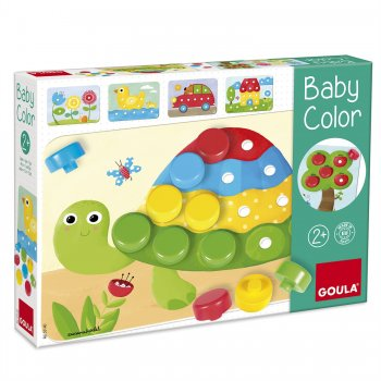 Goula Mosaic Baby Color
