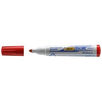 BIC Whiteboard Velleda ECOlutions 1701 marcador 12 pieza(s) Rojo