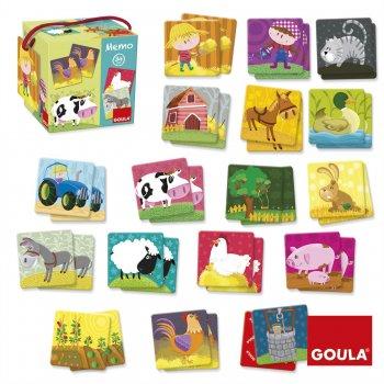 Goula Farm Memo