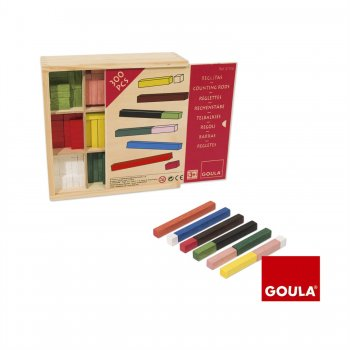 Goula Counting Rods 10 x 10