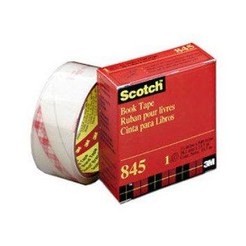 3M 8455013 cinta adhesiva 13,7 m Transparente