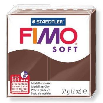Staedtler FIMO 8020075 Arcilla de modelar Chocolate 57 g 1 pieza(s)