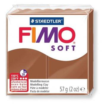 Staedtler FIMO 8020 Arcilla de modelar Marrón 57 g 1 pieza(s)