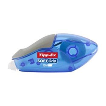 BIC Soft Grip corrección de películo cinta Azul 10 m 10 pieza(s)