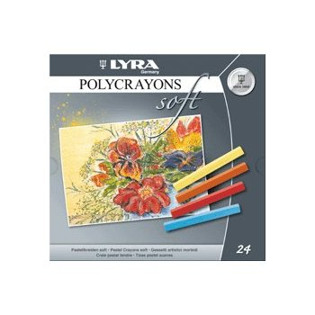 Lyra Polycrayons Soft
