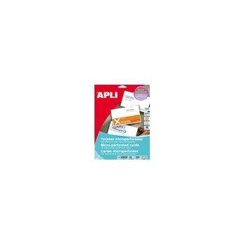 APLI 10608 tarjeta de visita 100 pieza(s)