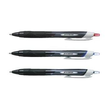 Uni-Ball SXN-150 Jetstream Sport Bolígrafo retráctil con clip Negro