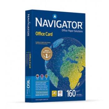 Navigator Office Card papel para impresora de inyección de tinta A4 (210x297 mm) Blanco