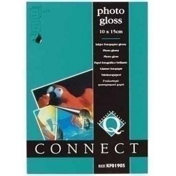 Connect Glance InkJet PhotoPaper 180 g m² 10 x 15 cm papel fotográfico