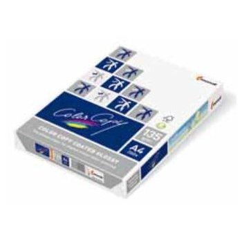 Mondi CCCG135 A4 papel para impresora de inyección de tinta A4 (210x297 mm) De alto brillo Blanco