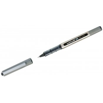 Uni-Ball UB-157 Bolígrafo cilíndrico Negro 12 pieza(s)