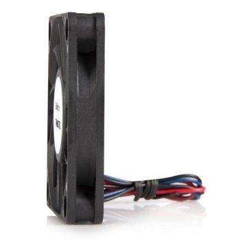 StarTech.com Ventilador Fan para Chasis Caja de Ordenador PC Torre - 60x10mm - Conector TX3