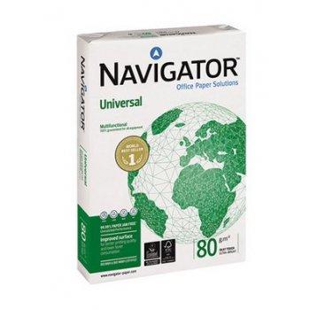 Navigator 330964 papel para impresora de inyección de tinta A3 (297x420 mm) Blanco