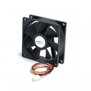 StarTech.com Ventilador de Repuesto para Disipador de Procesador o Caja Chasis PC - 80mmx25mm - TX3