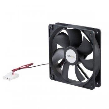 StarTech.com Ventilador Fan para Chasis Caja de Ordenador PC Torre - 120x25mm - Conector LP4
