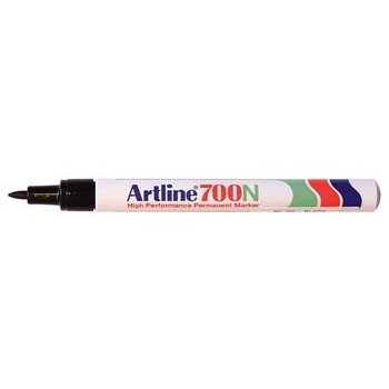 Artline 700 marcador permanente Negro 1 pieza(s)