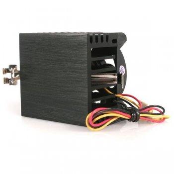 StarTech.com Ventilador para CPU Socket 7 370 de 50x50x41mm con Disipador de Calor y Conectores TX3 y LP4