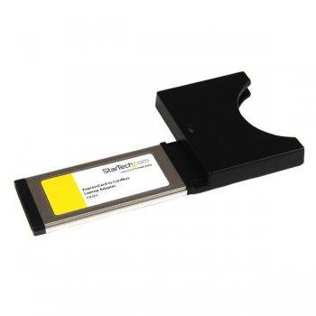 StarTech.com Tarjeta Adaptador ExpressCard  34 34mm a PC Card PCMCIA Cardbus