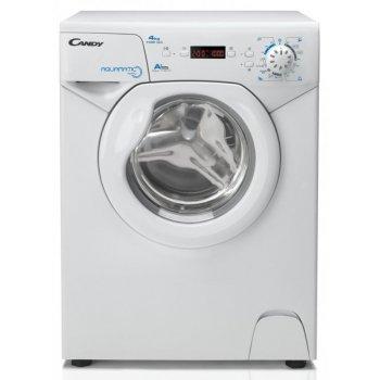 Candy AQUA 1142D1 1 lavadora Independiente Carga frontal Blanco 4 kg 1100 RPM A+