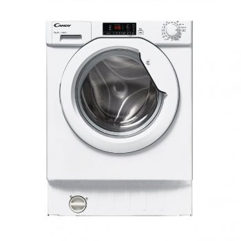 Candy CBWM 712D-S lavadora Integrado Carga frontal Blanco 7 kg 1200 RPM A+++