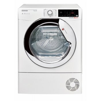 Hoover DXW4 H7A1TCEX-S Independiente Carga frontal Blanco 7 kg A+