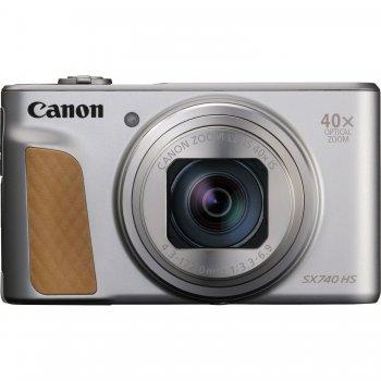 "Canon PowerShot SX740 HS Cámara compacta 20,3 MP CMOS 5184 x 3888 Pixeles 1 2.3"" Plata"