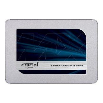 """Crucial MX500 unidad de estado sólido 2.5"""" 500 GB Serial ATA III"""
