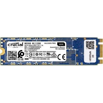 Crucial MX500 unidad de estado sólido M.2 500 GB