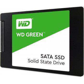 """Western Digital WD Green unidad de estado sólido 2.5"""" 120 GB Serial ATA III"""