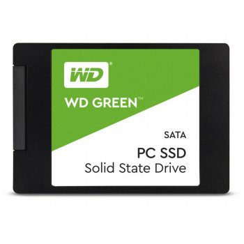 "Western Digital Green unidad de estado sólido 2.5"" 240 GB Serial ATA III SLC"