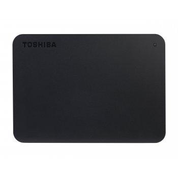 Toshiba Canvio Basics disco duro externo 1000 GB Negro