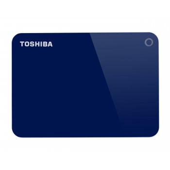 Toshiba Canvio Advance disco duro externo 1000 GB Azul